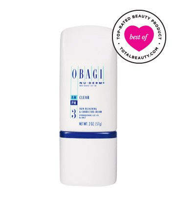 bleaching cream clear obagi 3